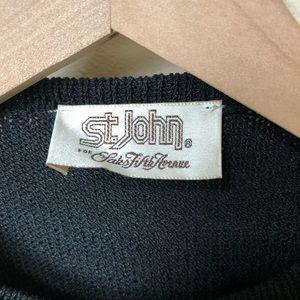 St. John Sweaters - Vintage St. John for Saks Wrap Cardigan/Top